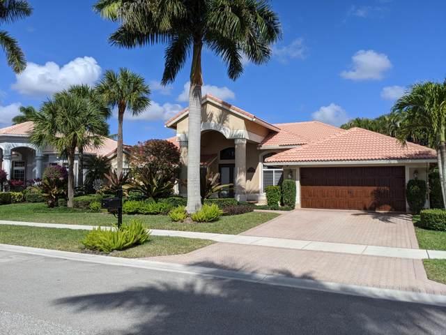 10950 Bal Harbor Drive, Boca Raton, FL 33498 (#RX-10612175) :: Ryan Jennings Group