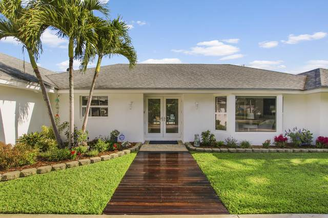 346 Country Club Drive, Tequesta, FL 33469 (#RX-10612206) :: The Rizzuto Woodman Team