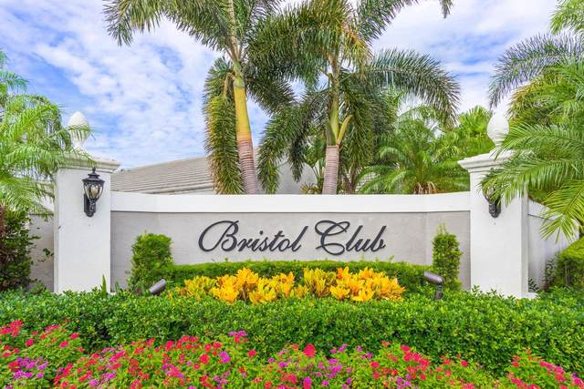 11 Commodore Place, Palm Beach Gardens, FL 33418 (MLS #RX-10612208) :: The Jack Coden Group
