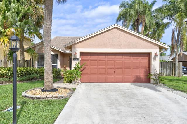 8547 Shawe Way, Boca Raton, FL 33433 (#RX-10612213) :: Ryan Jennings Group