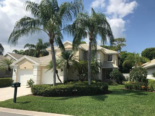 614 Masters Way, Palm Beach Gardens, FL 33418 (MLS #RX-10612269) :: The Jack Coden Group