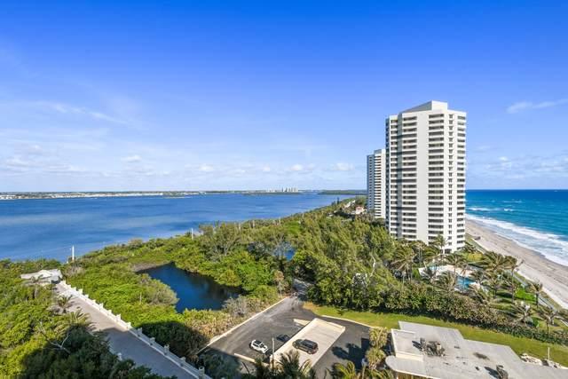 5050 N Ocean Drive #1101, Singer Island, FL 33404 (#RX-10612291) :: Ryan Jennings Group
