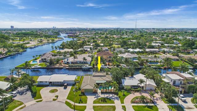 708 Kittyhawk Way, North Palm Beach, FL 33408 (#RX-10612332) :: The Rizzuto Woodman Team