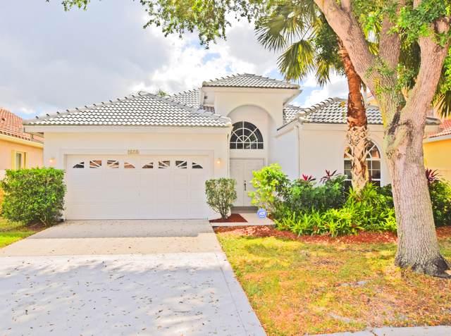 7628 Santee Terrace, Lake Worth, FL 33467 (#RX-10612349) :: Ryan Jennings Group