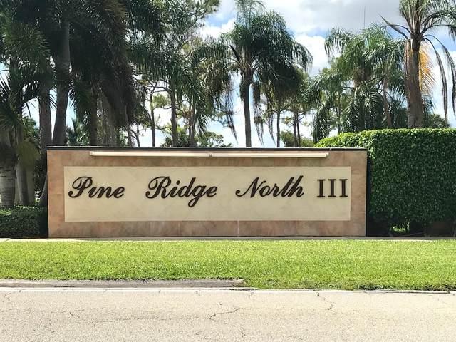 720 Sunny Pine Way G-1, Greenacres, FL 33415 (#RX-10612393) :: Ryan Jennings Group