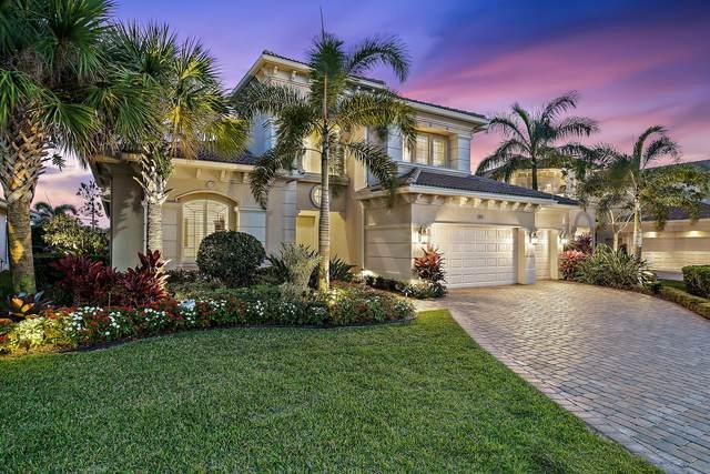 150 Carmela Court, Jupiter, FL 33478 (#RX-10612406) :: Ryan Jennings Group