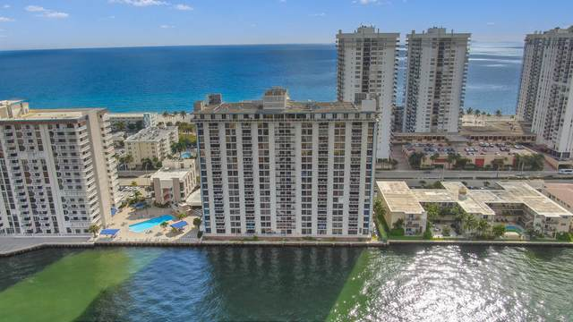 1600 S Ocean Drive 14K, Hollywood, FL 33019 (#RX-10612431) :: Ryan Jennings Group