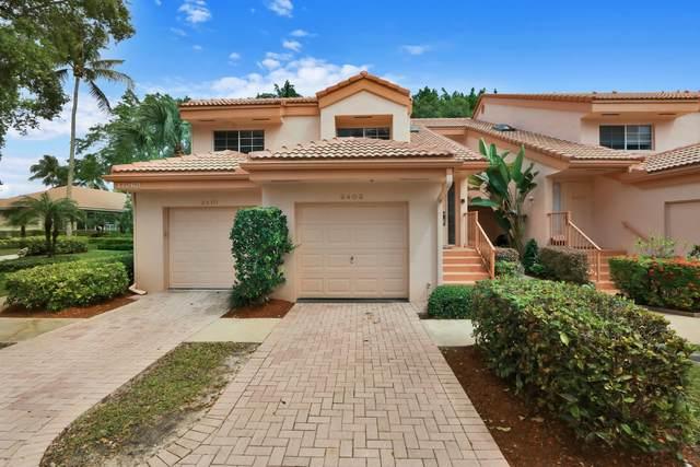 17262 Boca Club Boulevard #2402, Boca Raton, FL 33487 (#RX-10612446) :: Ryan Jennings Group