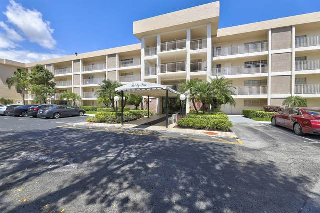 3151 S Palm Aire Drive #406, Pompano Beach, FL 33069 (MLS #RX-10612516) :: The Jack Coden Group