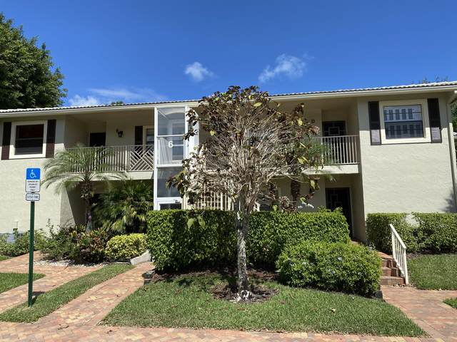 6 Stratford Drive E D, Boynton Beach, FL 33436 (#RX-10612563) :: Ryan Jennings Group