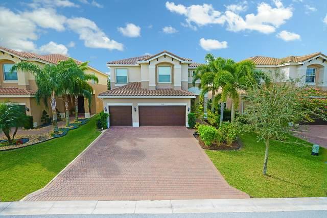 11541 Mantova Bay Circle, Boynton Beach, FL 33473 (#RX-10612577) :: Ryan Jennings Group