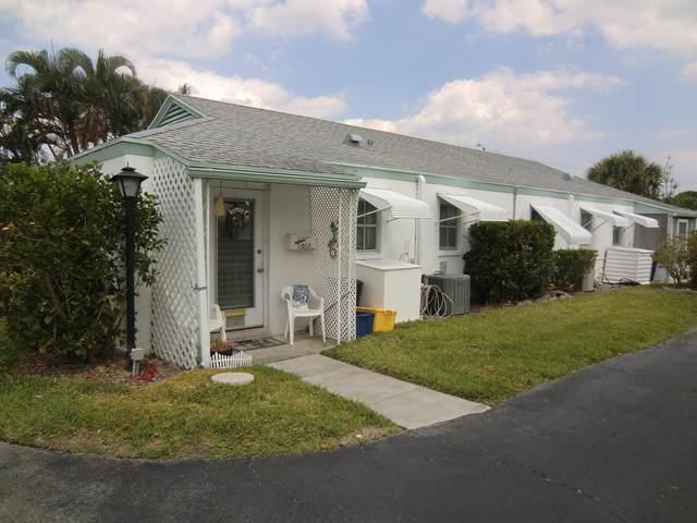 3060 Meridian Way N #1, Palm Beach Gardens, FL 33410 (#RX-10612578) :: Ryan Jennings Group
