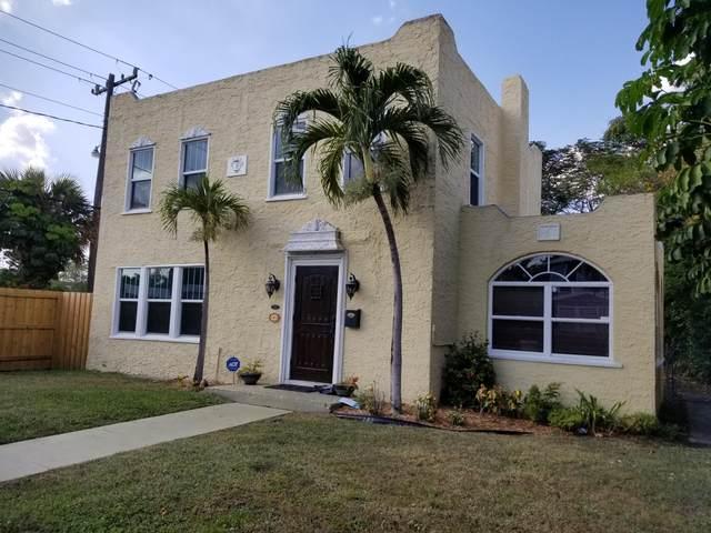 535 28th Street, West Palm Beach, FL 33407 (#RX-10612593) :: The Reynolds Team/ONE Sotheby's International Realty
