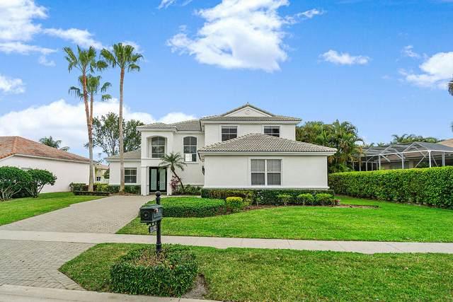 11102 Blue Coral Drive, Boca Raton, FL 33498 (#RX-10612628) :: Ryan Jennings Group