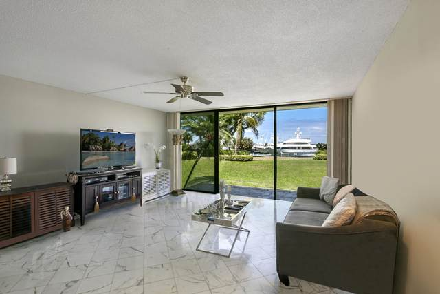 134 Lakeshore Drive G-24, North Palm Beach, FL 33408 (#RX-10612650) :: The Rizzuto Woodman Team