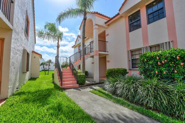 3170 Leewood Terrace L210, Boca Raton, FL 33431 (#RX-10612660) :: Ryan Jennings Group