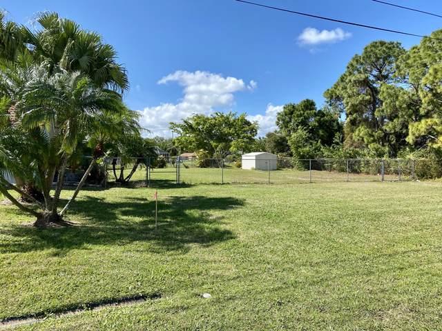 Tbd SE University Terrace, Port Saint Lucie, FL 34952 (#RX-10612667) :: Ryan Jennings Group