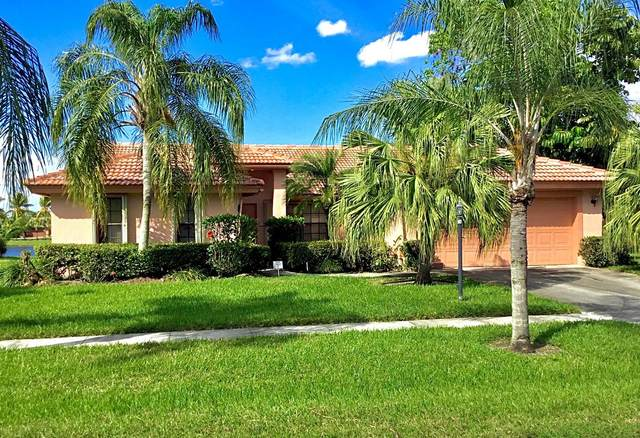 5617 Aspen Ridge Circle, Delray Beach, FL 33484 (#RX-10612690) :: The Reynolds Team/ONE Sotheby's International Realty