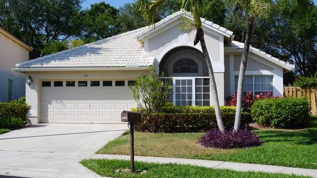 141 Egret Drive, Jupiter, FL 33458 (#RX-10612730) :: Ryan Jennings Group