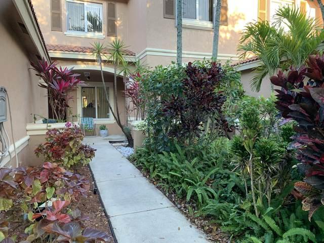 9206 Lily Bank Court, Riviera Beach, FL 33407 (#RX-10612732) :: Ryan Jennings Group