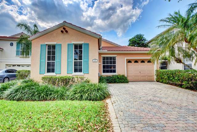 20 Via Aurelia, Palm Beach Gardens, FL 33418 (#RX-10612733) :: The Rizzuto Woodman Team