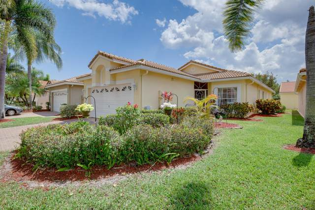 7748 Cherry Blossom Street, Boynton Beach, FL 33437 (#RX-10612752) :: Ryan Jennings Group
