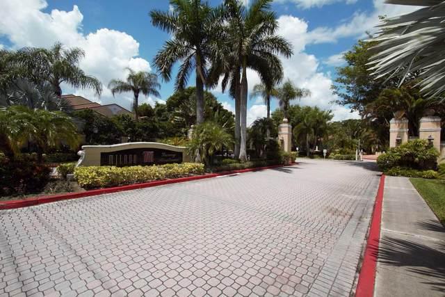 1727 Village Boulevard #108, West Palm Beach, FL 33409 (MLS #RX-10612777) :: The Jack Coden Group