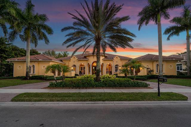 6755 NW 122nd Avenue, Parkland, FL 33076 (MLS #RX-10612787) :: United Realty Group