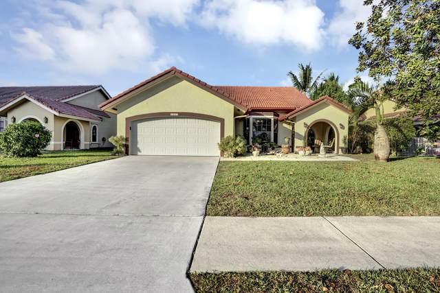 5221 Brian Boulevard, Boynton Beach, FL 33472 (MLS #RX-10612809) :: Laurie Finkelstein Reader Team
