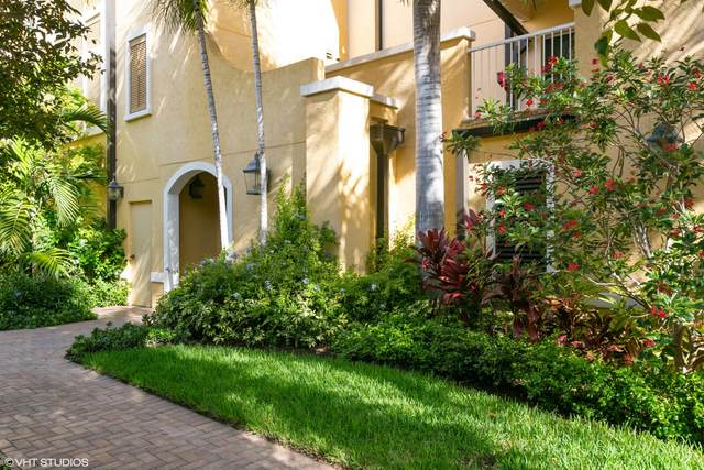 3960 N Flagler Drive #203, West Palm Beach, FL 33407 (#RX-10612825) :: Ryan Jennings Group