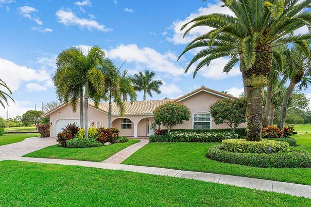 22110 E Serenata Circle E, Boca Raton, FL 33433 (#RX-10612836) :: The Reynolds Team/ONE Sotheby's International Realty
