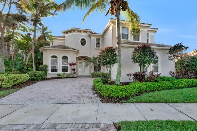 346 Vizcaya Drive, Palm Beach Gardens, FL 33418 (MLS #RX-10612843) :: The Jack Coden Group