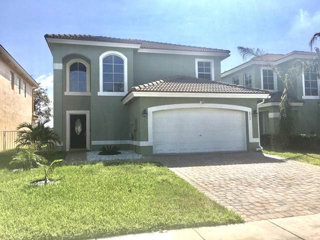 812 Perdido Heights Drive, West Palm Beach, FL 33413 (#RX-10612854) :: Ryan Jennings Group