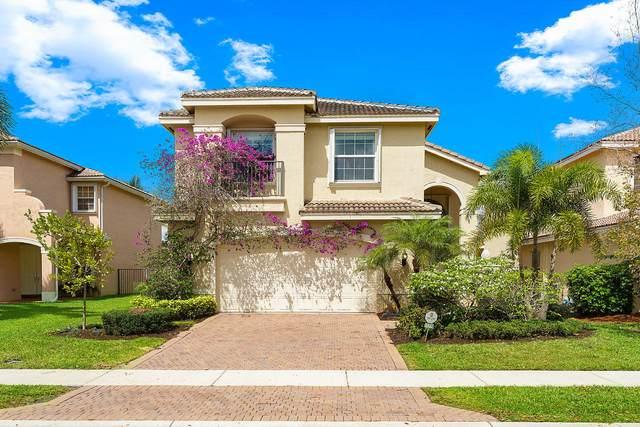 11710 Rock Lake Terrace, Boynton Beach, FL 33473 (#RX-10612871) :: Ryan Jennings Group
