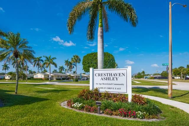 2910 Ashley Drive E F, West Palm Beach, FL 33415 (#RX-10612876) :: Treasure Property Group