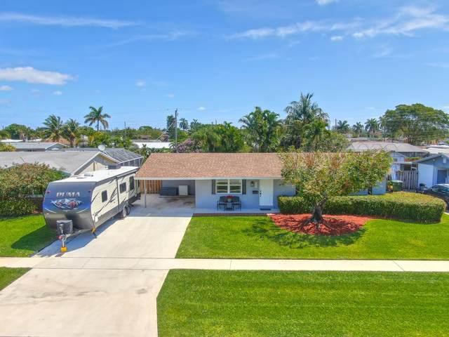 424 Palo Alto Drive, Palm Springs, FL 33461 (#RX-10612882) :: Ryan Jennings Group