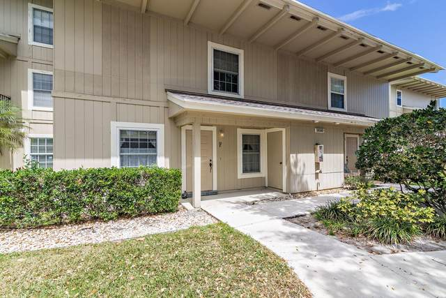 18500 SE Wood Haven Lane F, Tequesta, FL 33469 (MLS #RX-10612886) :: United Realty Group