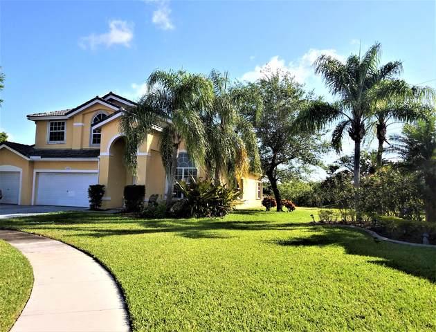 11137 Grandview Manor, Wellington, FL 33414 (#RX-10612911) :: Treasure Property Group