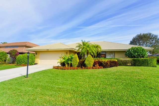 3314 Pine Hill Trail, Palm Beach Gardens, FL 33418 (#RX-10612927) :: The Rizzuto Woodman Team