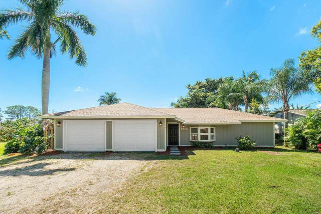 5924 SE Orange Blossom Trail, Hobe Sound, FL 33455 (MLS #RX-10612957) :: United Realty Group