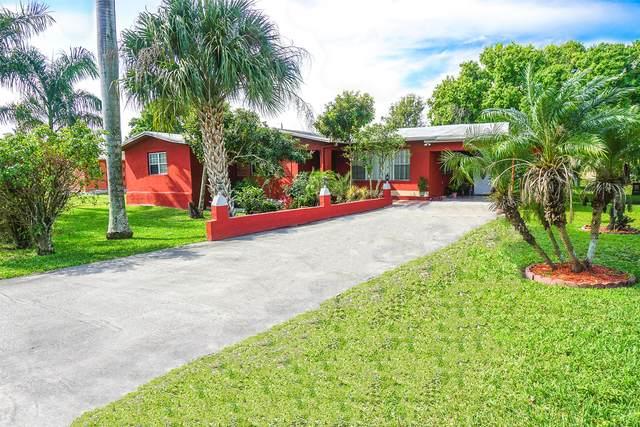 724 SE 3rd Street, Belle Glade, FL 33430 (#RX-10612959) :: The Reynolds Team/ONE Sotheby's International Realty