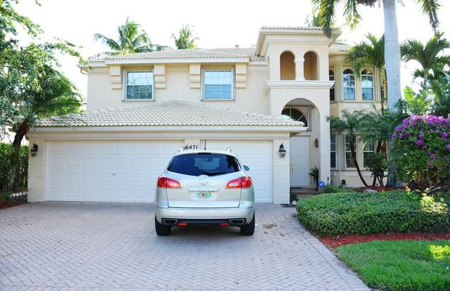 6471 Marbletree Lane, Lake Worth, FL 33467 (#RX-10612975) :: Ryan Jennings Group