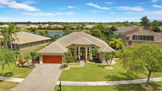 375 SW Egret Landing, Port Saint Lucie, FL 34953 (#RX-10612976) :: Ryan Jennings Group