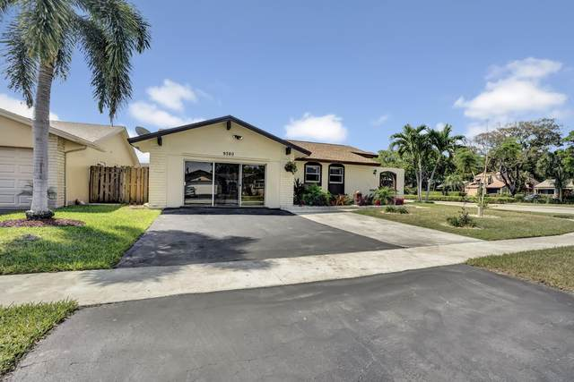 9380 NW 38 Place, Sunrise, FL 33351 (MLS #RX-10613014) :: United Realty Group