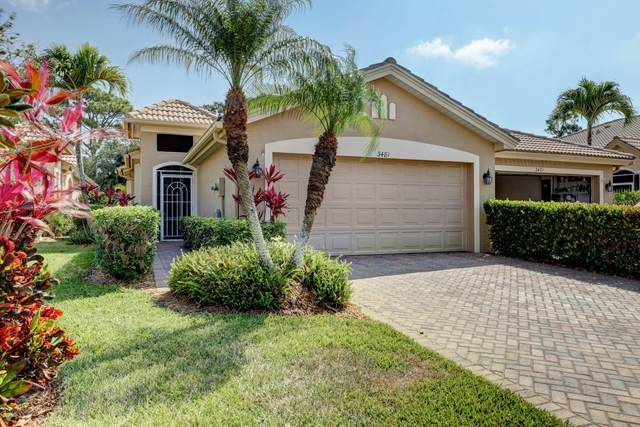 3481 NW Willow Creek Drive, Jensen Beach, FL 34957 (MLS #RX-10613052) :: United Realty Group