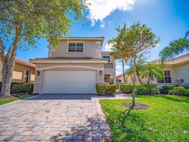 111 Isle Verde Way, Palm Beach Gardens, FL 33418 (MLS #RX-10613055) :: The Jack Coden Group