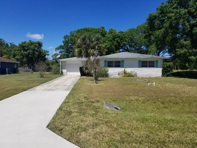 8204 Lakeland Boulevard, Fort Pierce, FL 34951 (#RX-10613090) :: Ryan Jennings Group