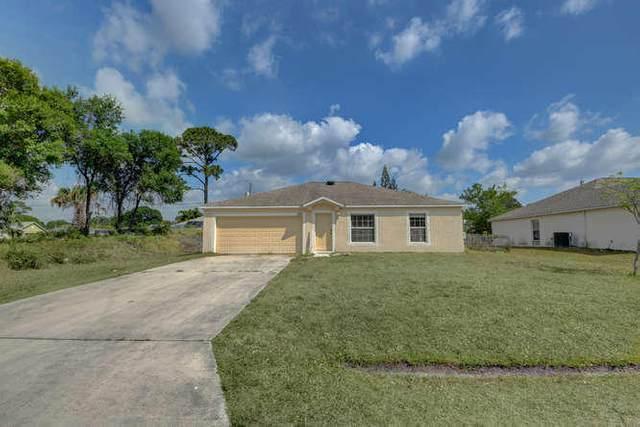 1173 SW Coleman Avenue, Port Saint Lucie, FL 34953 (#RX-10613101) :: Ryan Jennings Group