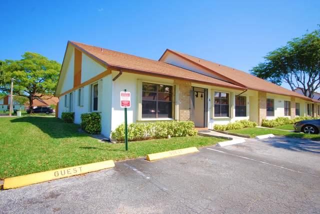 1230 Parkside Green Drive A, Greenacres, FL 33415 (#RX-10613113) :: Ryan Jennings Group