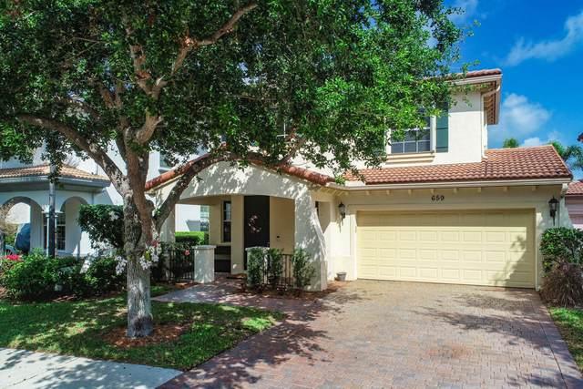 659 Castle Drive, Palm Beach Gardens, FL 33410 (#RX-10613118) :: Ryan Jennings Group